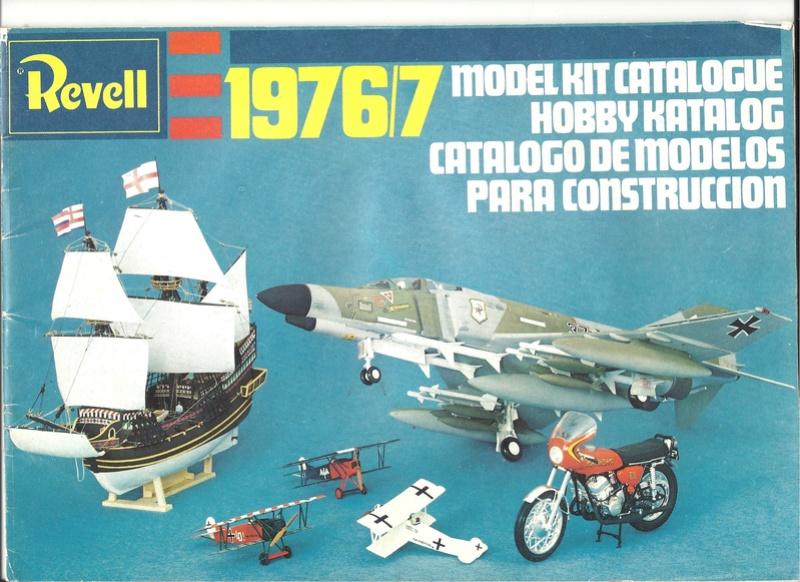 1976 - [REVELL 1976] Catalogue 1976 Revel197