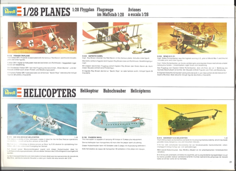 1976 - [REVELL 1976] Catalogue 1976 Revel212