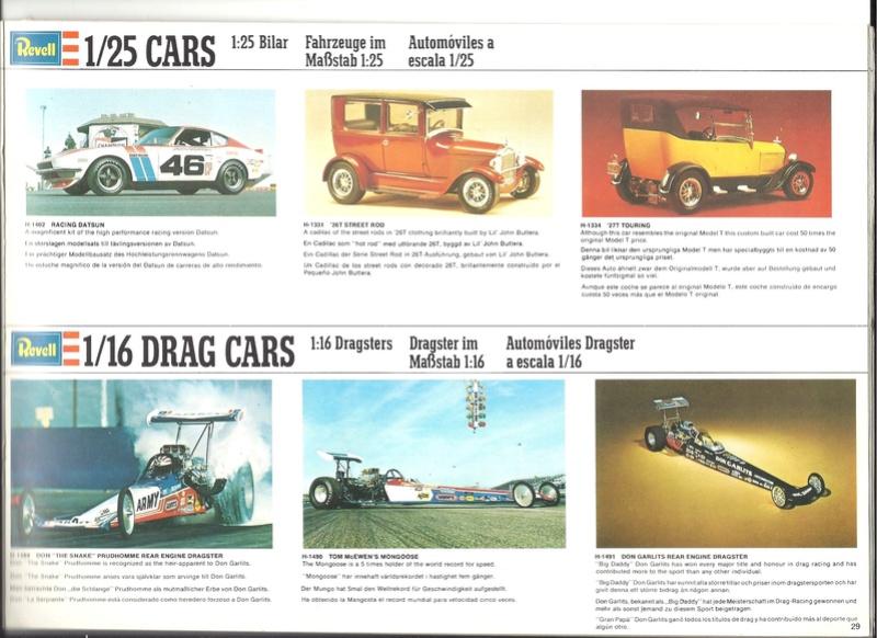 1976 - [REVELL 1976] Catalogue 1976 Revel219