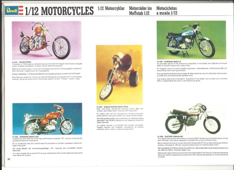1976 - [REVELL 1976] Catalogue 1976 Revel221