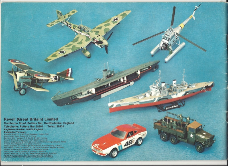 1976 - [REVELL 1976] Catalogue 1976 Revel241