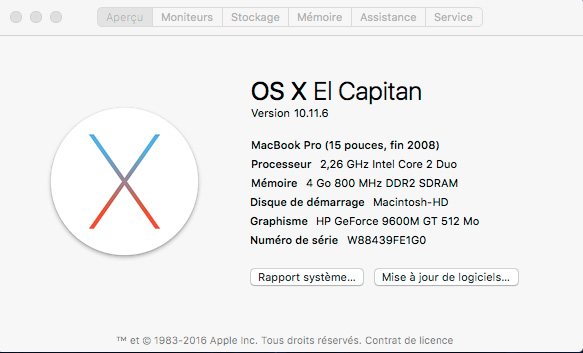 OS X Update  129