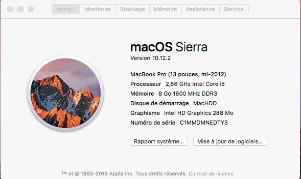 OS X Update  2111