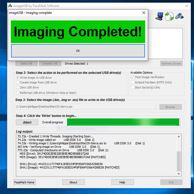 Clef USB macOS Mojave / macOS High Sierra / macOS Sierra dans Windows - Page 22 Captur15
