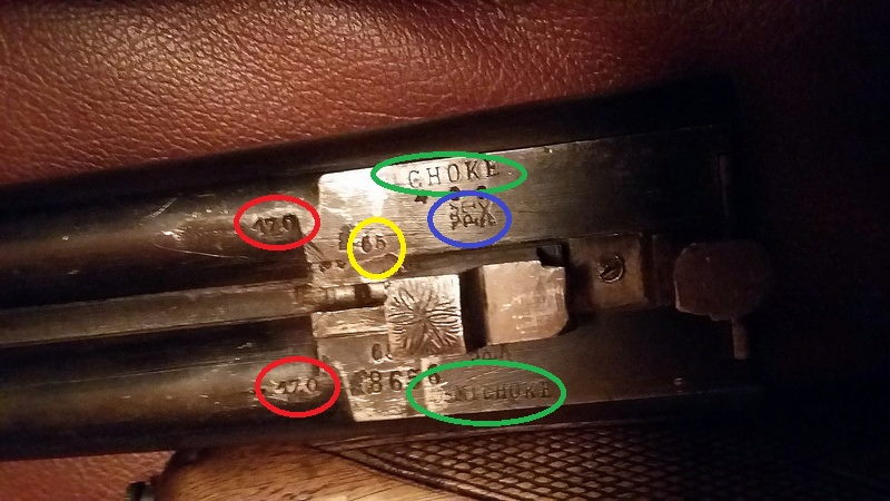 Vieille carabine. Identification. Fusil_11