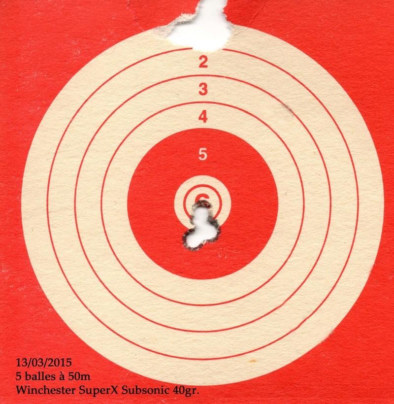 Quelle 22lr .... faites vous plaisir... Target10