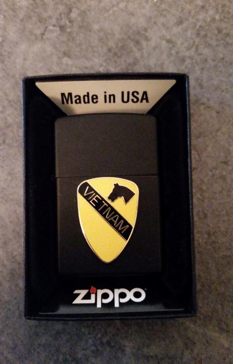 1er Zippo custom Image18