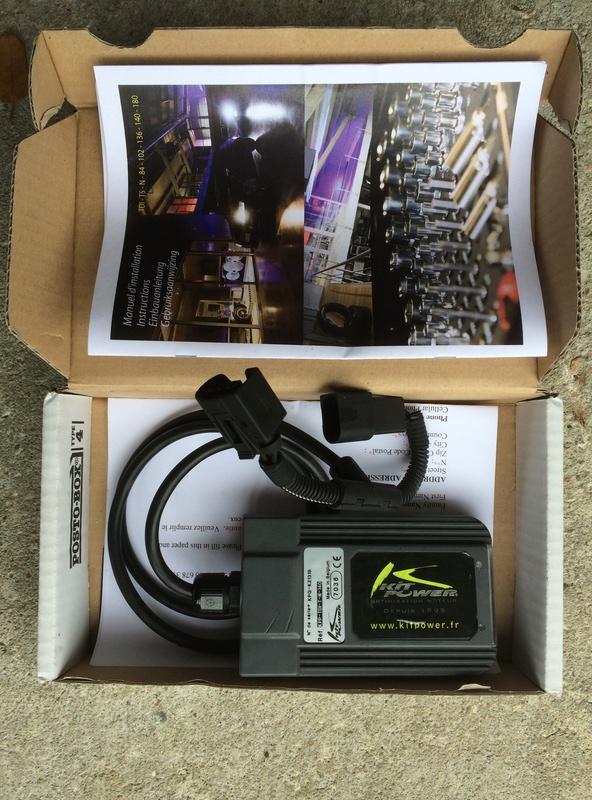 Boitier de puissance Kit Power pour T5 140 cv Img_0611
