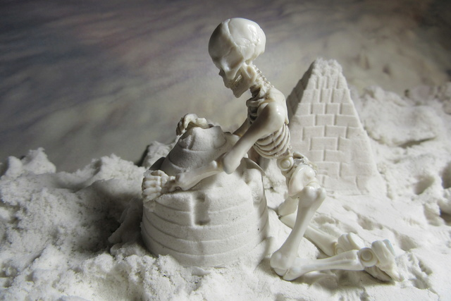 [Re-ment Skeleton ]Sally + Jack =bébé os - Page 2 Img_2026