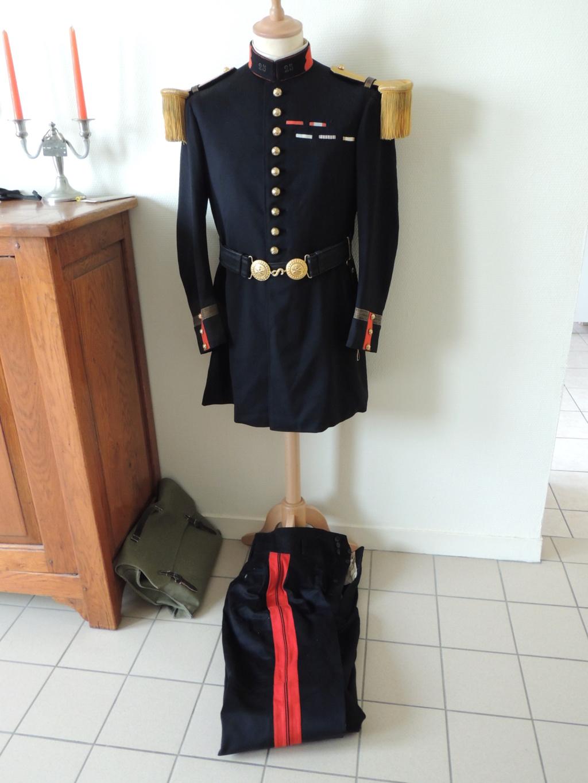 grande tenue mdle 31 de capitaine du 25e RA Dscn6911