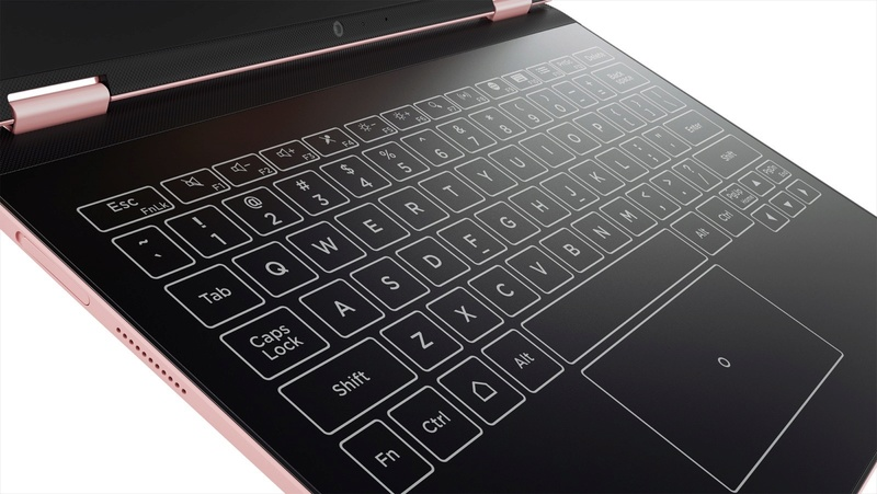 Ανακοινώθηκε το μετατρέψιμο tablet Lenovo Yoga A12 07c-yo10