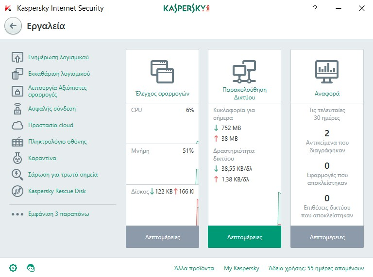 Kaspersky Internet Security 2017 (Review)  1010