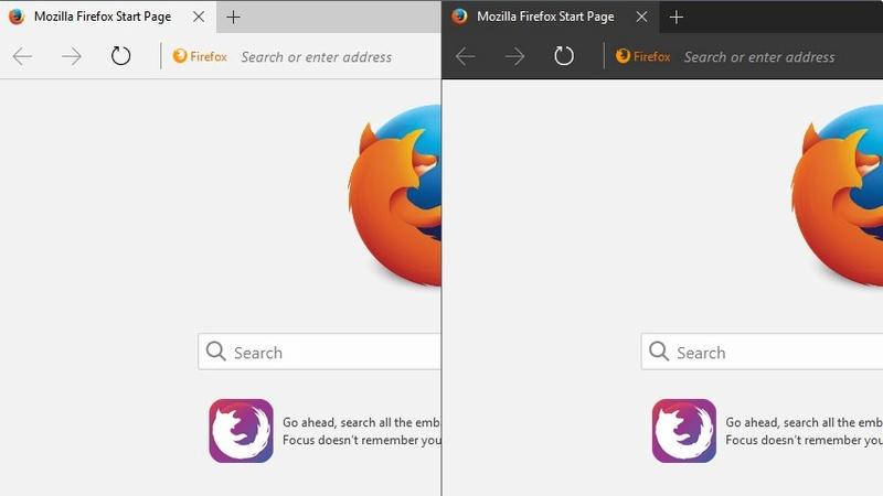 Firefox Edge 1.3.1 - Μετατρέψτε τον περιηγητή Firefox με τα γραφικά του Edge 216