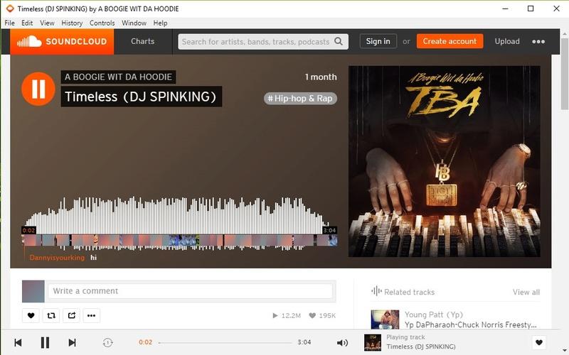SoundCleod 1.3.4 219