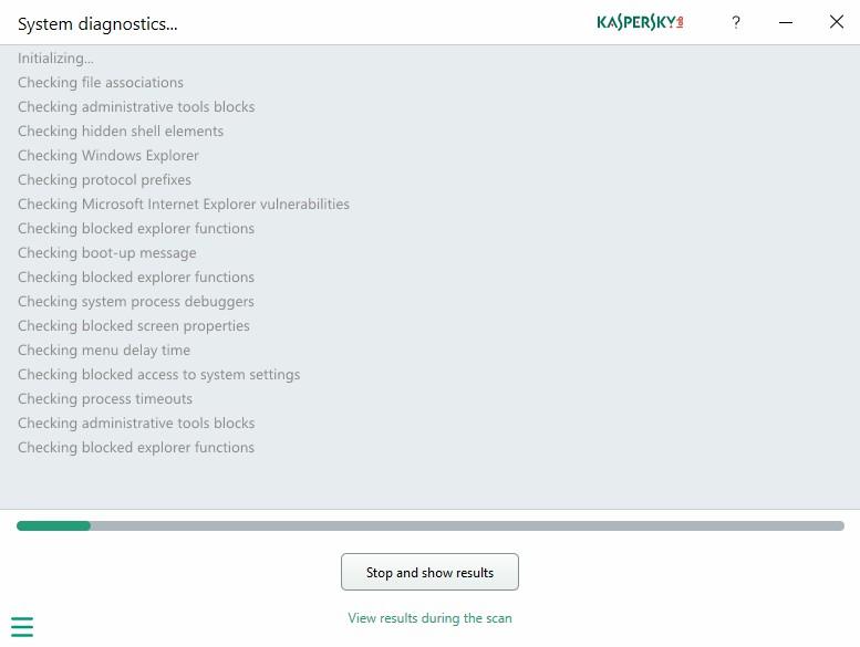 Kaspersky System Checker 1.2.0.290 225