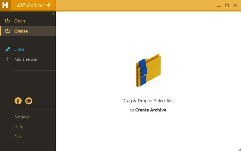 Hamster Free Zip Archiver 4.0.0.58 242