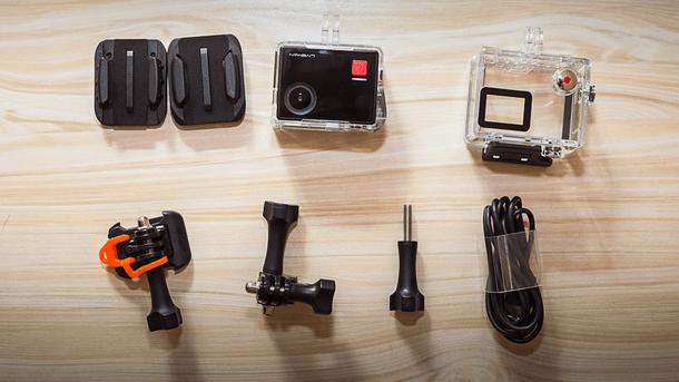Liveman C1: Ανακοινώθηκε η νέα 4K action camera της LeEco  996c9410