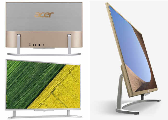 Acer Aspire C: All-In-One PC Acer-a11