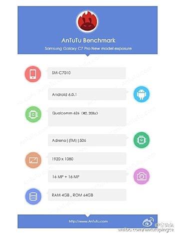 Το Samsung Galaxy C7 Pro εντοπίστηκε στο AnTuTu  C7-pro10