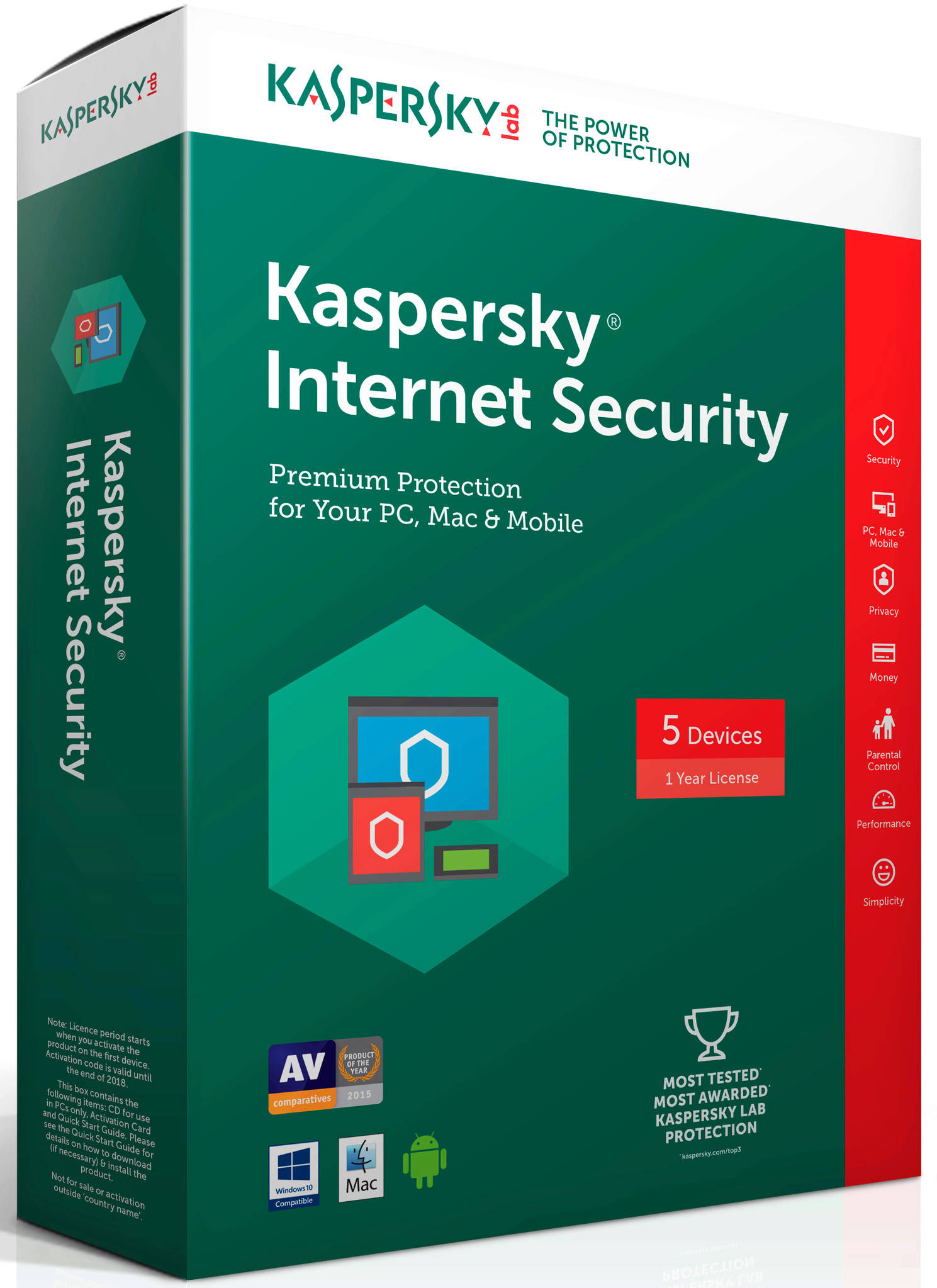 Kaspersky Internet Security 2017 (Review)  Kis-2010