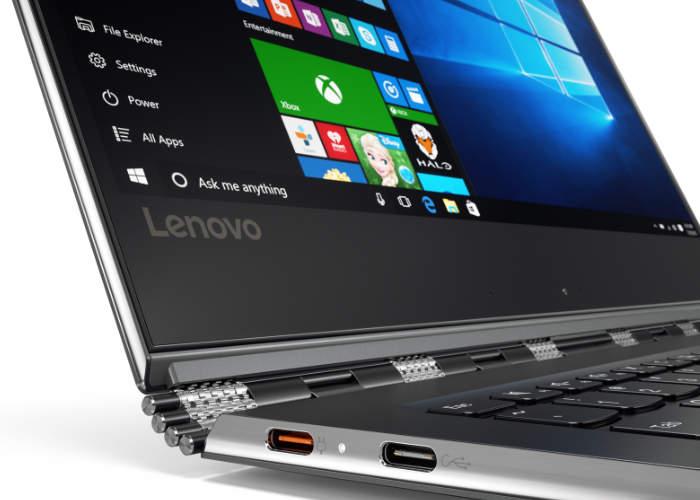 Lenovo Yoga 910: Διαθέσιμος ο νέος μετατρέψιμος φορητός υπολογιστής Lenovo12