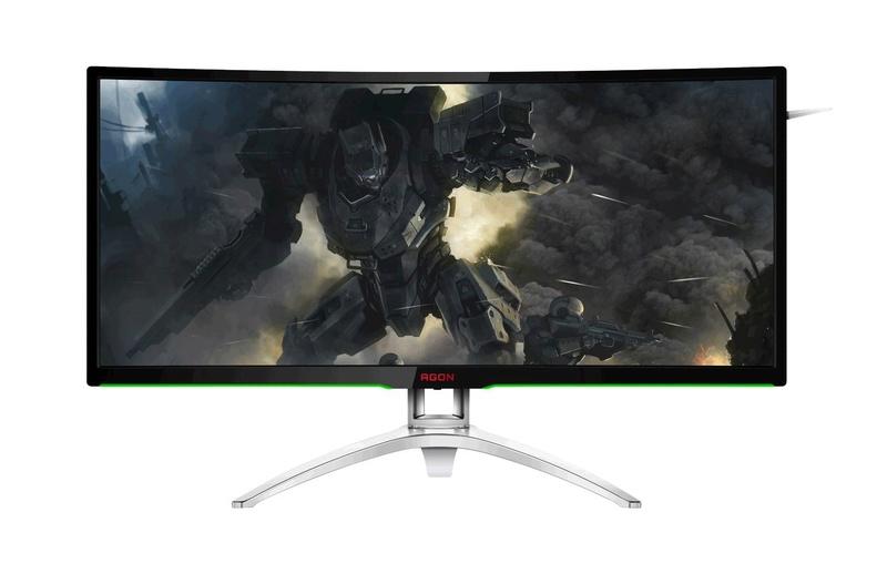 Η εμπειρία gaming επαναπροσδιορίζεται: Κυρτή οθόνη gaming AOC AGON UltraWide με τεχνολογία NVIDIA G-SYNC Thumbn24