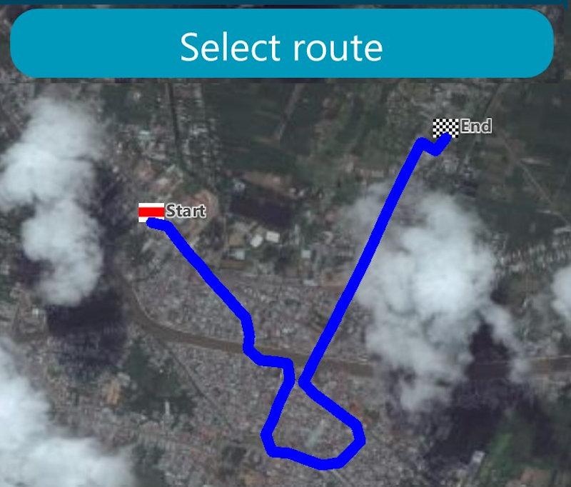 Windows Phone: DistanceTracker Track-10