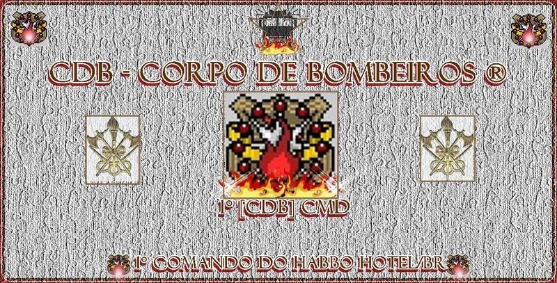 [CDB] CORPO DE BOMBEIRO