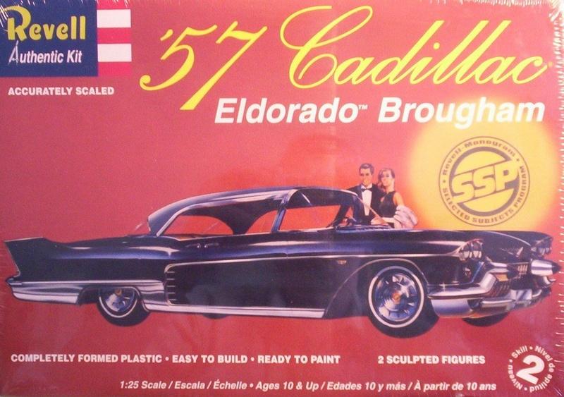 recherche CADILLAC 1957 Revell10