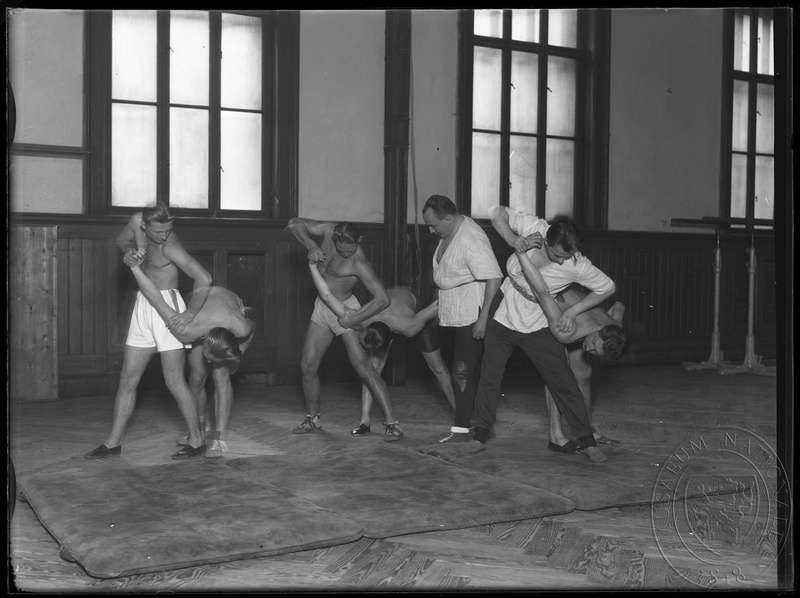 The early days of Judo in Czechoslovak Republic (and the contribution of the London Budokwai) - Page 2 Image10
