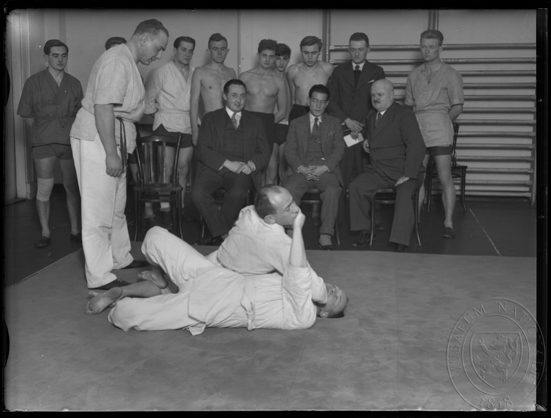 The early days of Judo in Czechoslovak Republic (and the contribution of the London Budokwai) - Page 2 Image_12