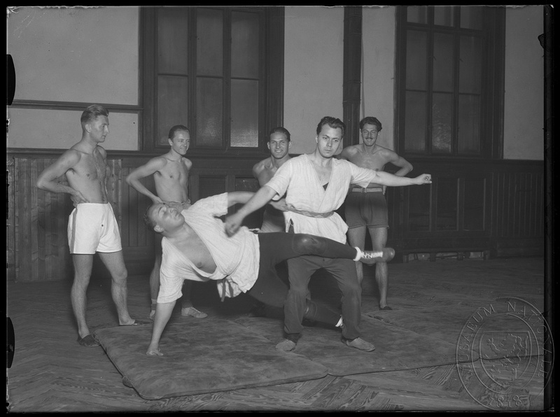 The early days of Judo in Czechoslovak Republic (and the contribution of the London Budokwai) - Page 2 Image_13