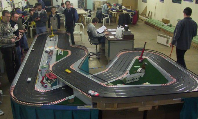 Belgian Fly Cup - Dison 2001 Track-10