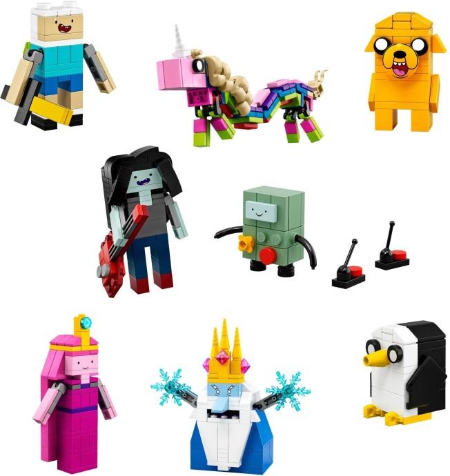 [LEGO] Les nouveautés 2017 : La sélection du Brick District ! 21308-10