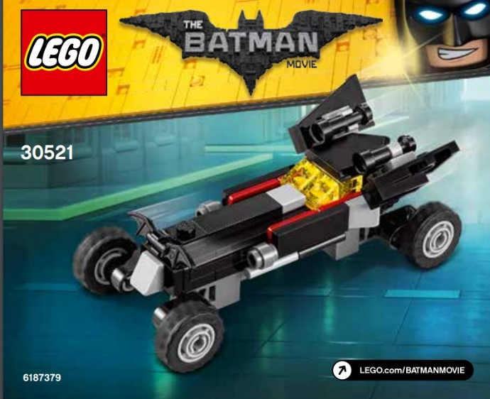 [LEGO] The LEGO Batman Movie: Les ensembles du film ! 30521-11