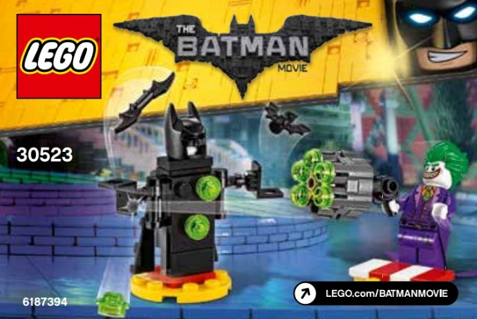 [LEGO] The LEGO Batman Movie: Les ensembles du film ! 30523-10