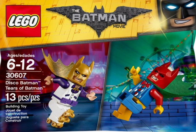 [LEGO] The LEGO Batman Movie: Les ensembles du film ! 30607-10