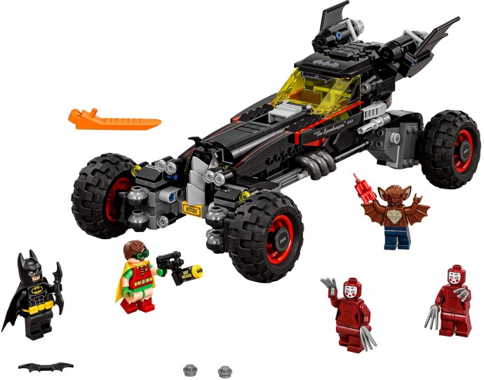 [LEGO] The LEGO Batman Movie: Les ensembles du film ! 70905-10