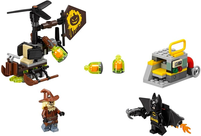 [LEGO] The LEGO Batman Movie: Les ensembles du film ! 70913-10