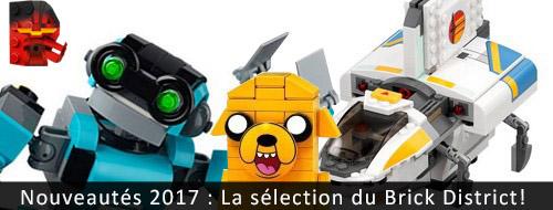 [LEGO] Les nouveautés 2017 : La sélection du Brick District ! Banniy11