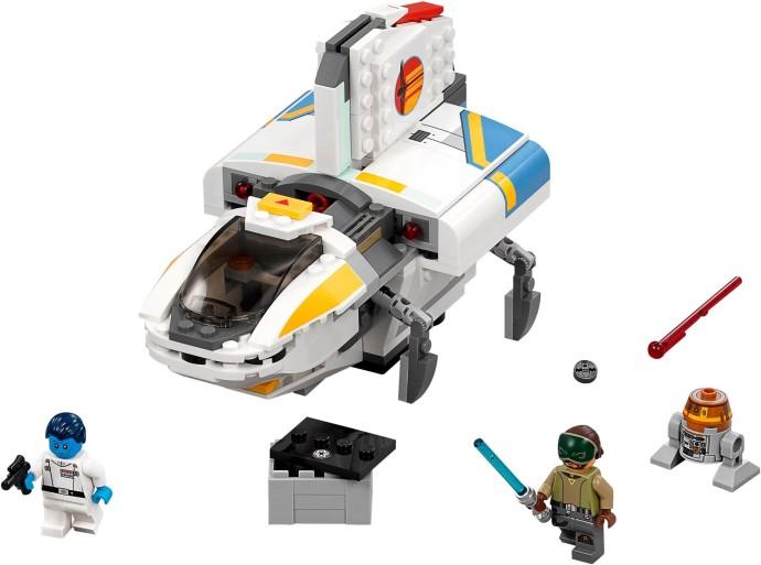 [LEGO] Les nouveautés 2017 : La sélection du Brick District ! Star_w10