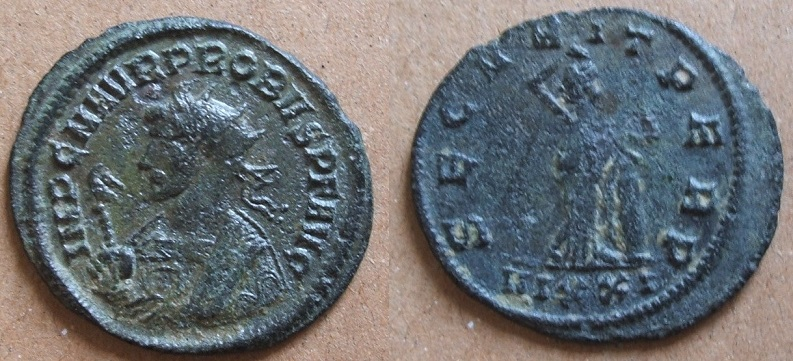 Ma collection de monnaies de PROBVS - Acte II - Page 17 Probus10