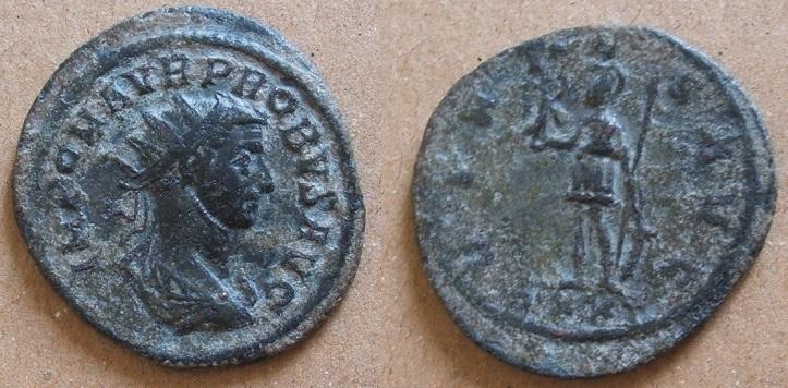 Ma collection de monnaies de PROBVS - Acte II - Page 17 Probus11