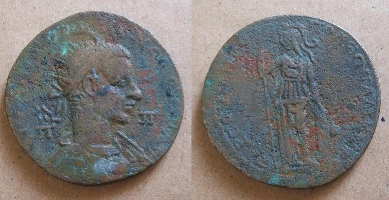 Quelques grands bronzes de TARSE (Cilicie) Tarse_10