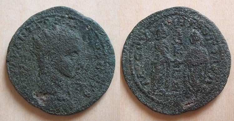 Quelques grands bronzes de TARSE (Cilicie) Tarse_11