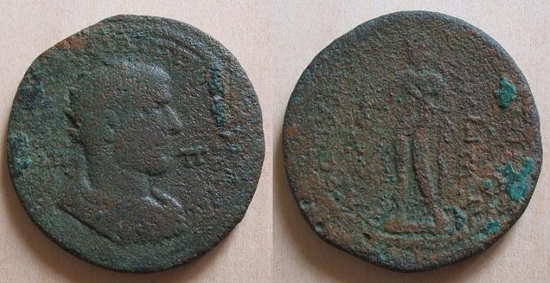 Quelques grands bronzes de TARSE (Cilicie) Tarse_12