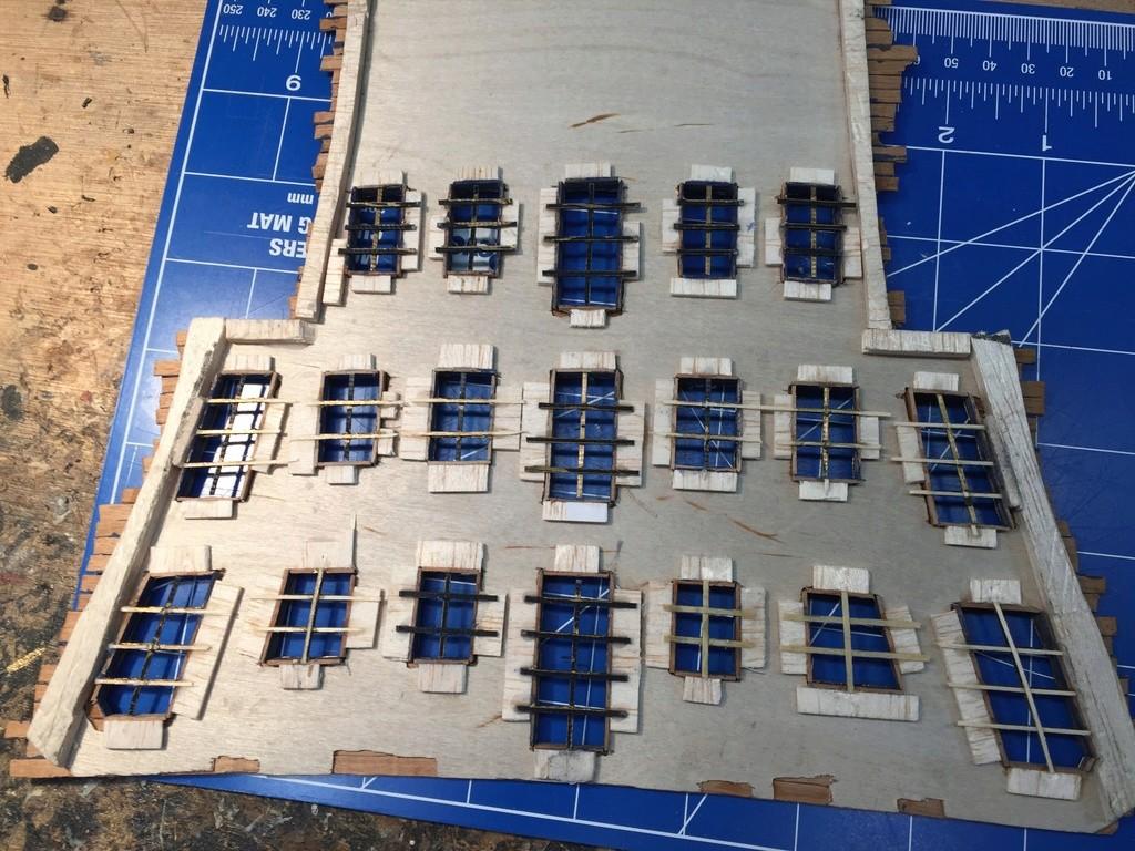 Le Soleil Royal im Maßstab 1:50 nach Plänen von Mantua gebaut von Peter Fischer - Seite 2 Img_9612