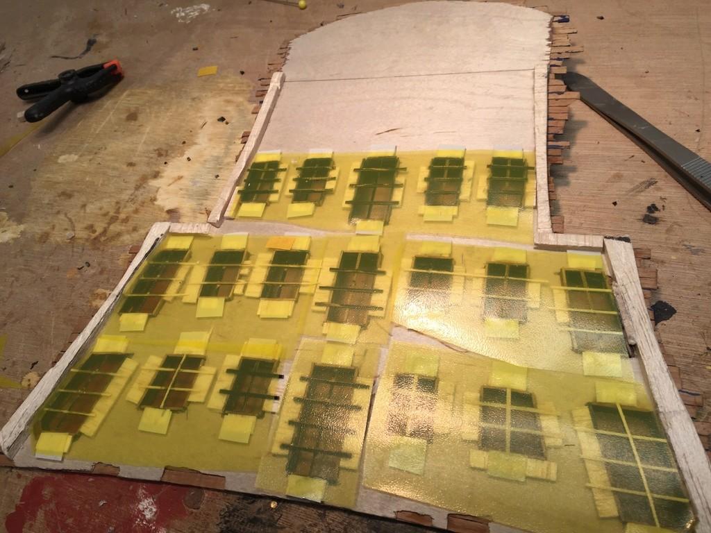 Le Soleil Royal im Maßstab 1:50 nach Plänen von Mantua gebaut von Peter Fischer - Seite 2 Img_9615