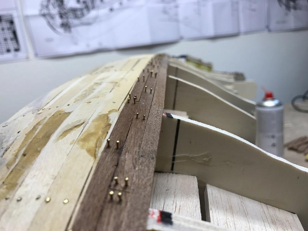 Le Soleil Royal im Maßstab 1:50 nach Plänen von Mantua gebaut von Peter Fischer - Seite 2 Img_9620