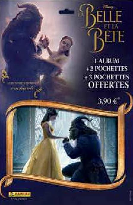 La Belle et la Bête (film live) Panini10